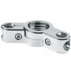 Соединитель поворотный 3-х параллельных и перпендикулярных труб 25+50+25 мм