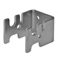 Крепеж решетки к стене Z-052 (квадрат)
