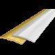 Алюминиевый профиль для порогов