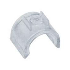 Держатель стеклянной полки пластиковый (R - 19 AC)
